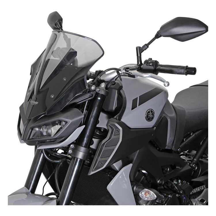 MRA Racing Screen Windscreen Yamaha FZ-09 / MT-09 2017-2019 - RevZilla