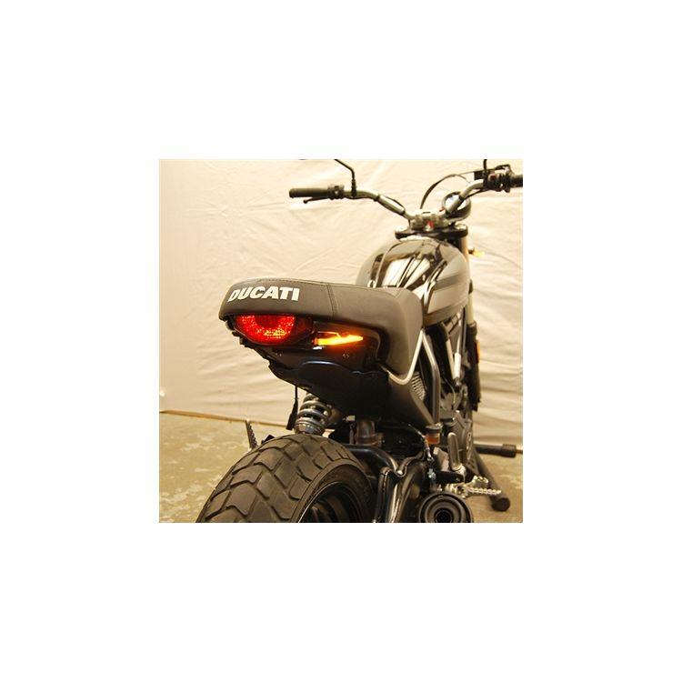 New Rage Cycles LED Fender Eliminator Ducati Scrambler Sixty2 2016