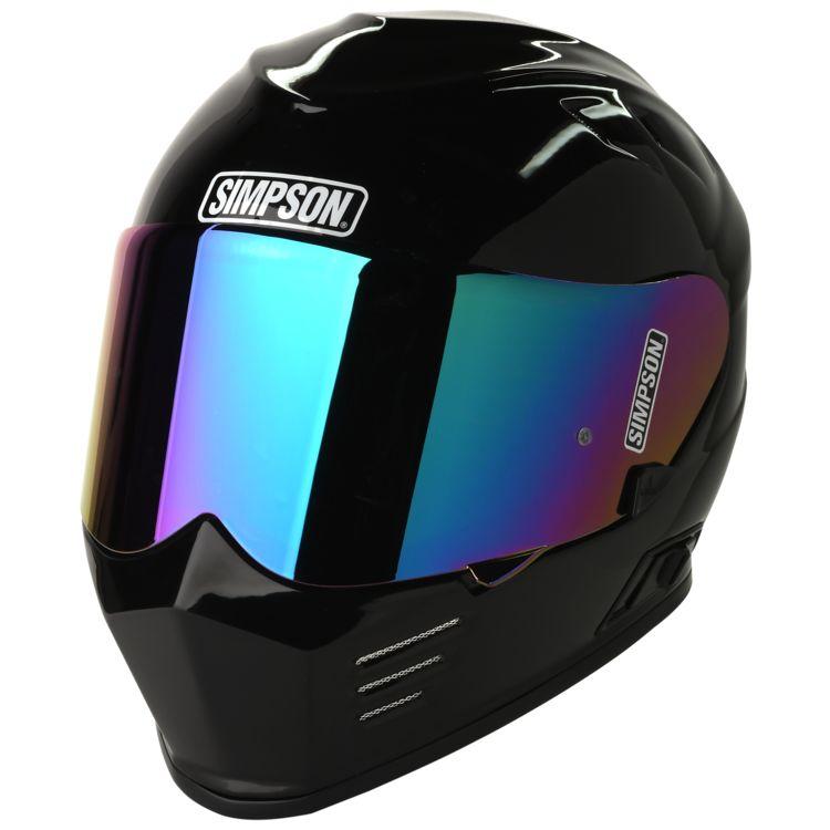 Simpson Ghost Bandit Helmet - RevZilla