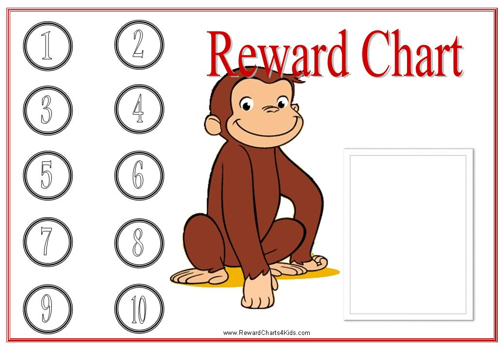 Curious George Jack in a Box Tin Toy Curious george, Tin toys - chore chart
