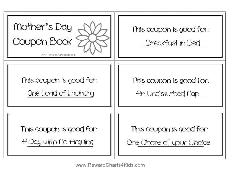 Mothers day coupon book  Coupon rodizio grill denver