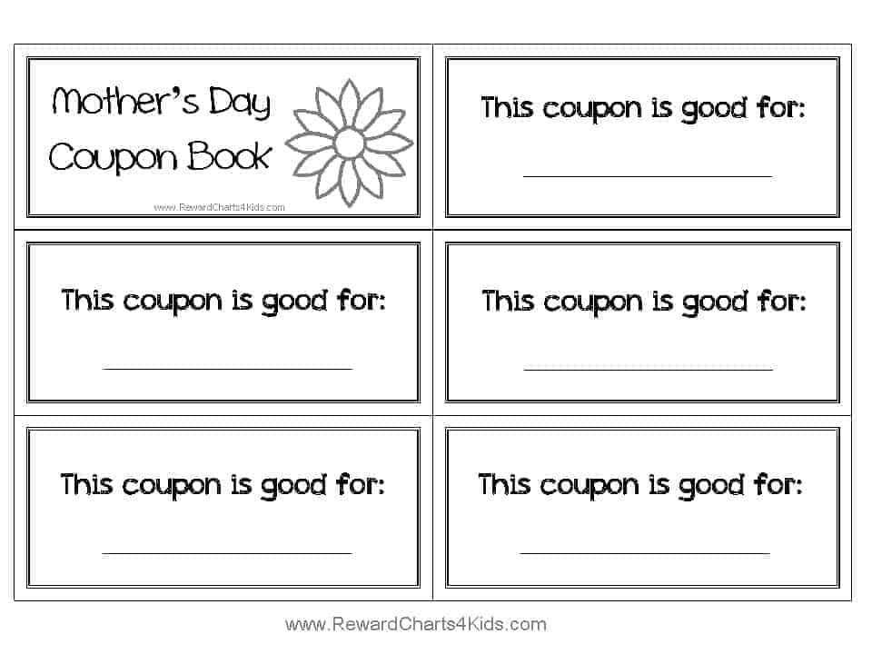 Love Coupon Template Microsoft Word Inverted Question Mark