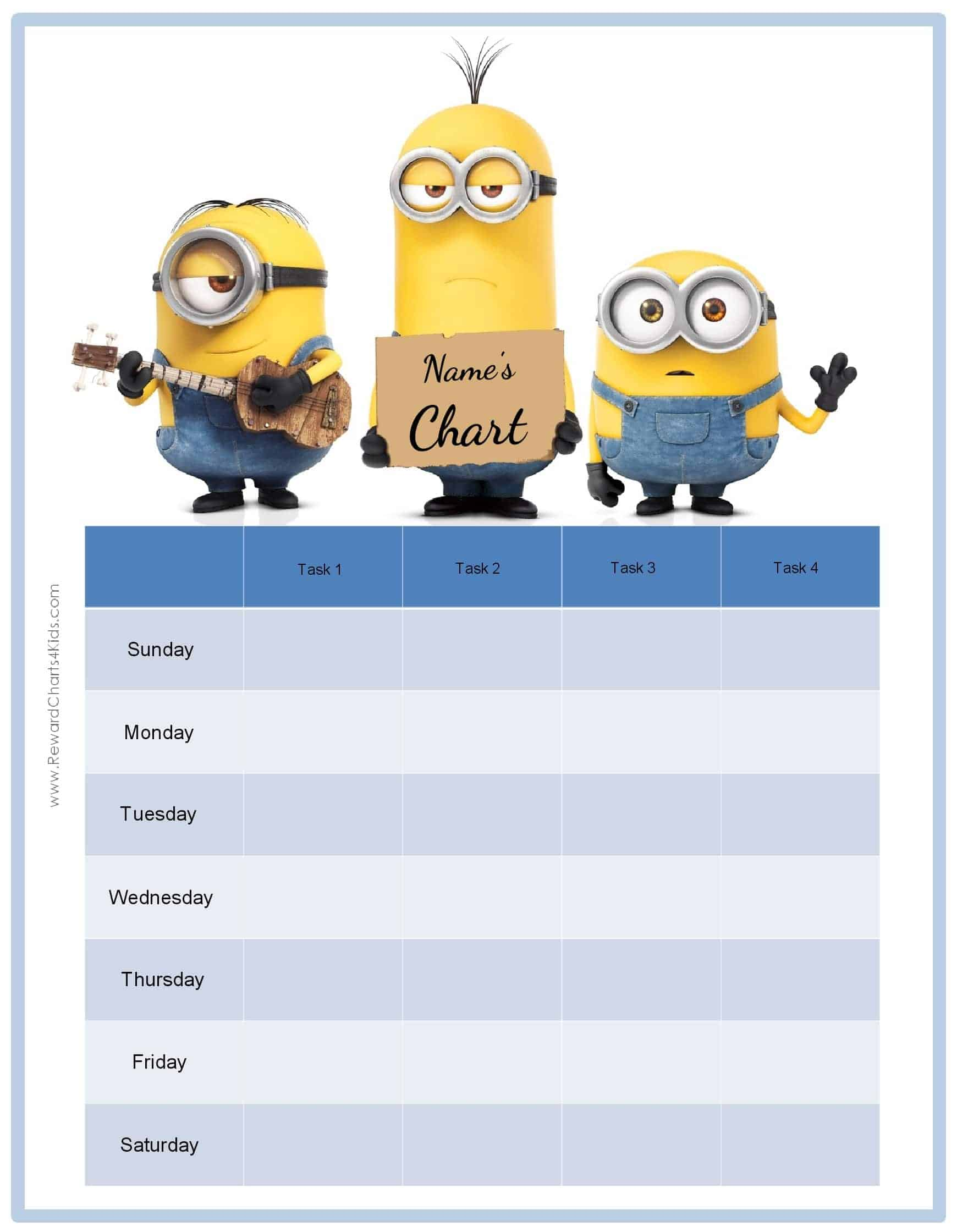 potty training chart template sample cv service potty training chart template potty training charts reward charts 4 kids chore chart template behavior chart