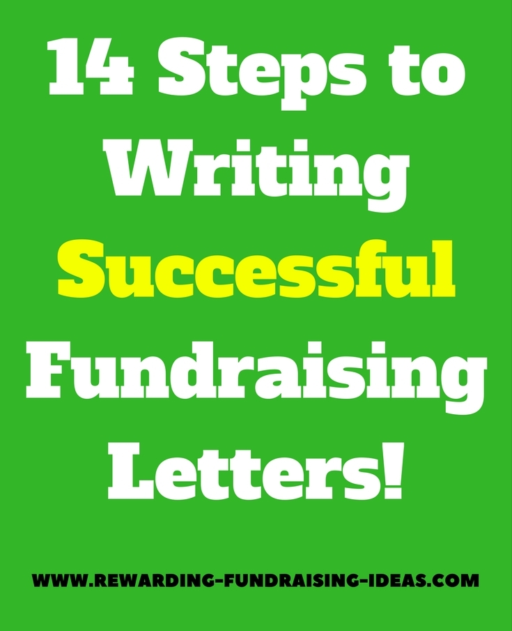 Fundraiser Letter Writing Tips - Learn to Write Successful Letters