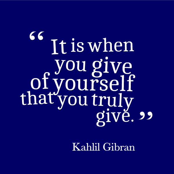 Charity Quotes - Inspirational Fundraising Quotes To Use