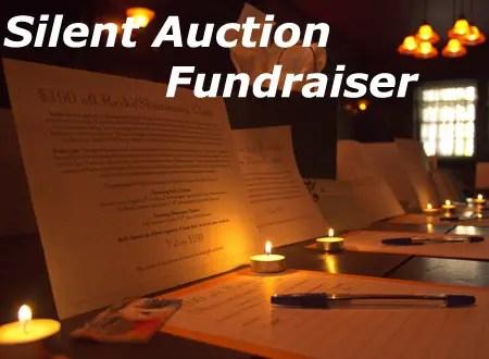 Silent Auction Fundraiser How To Run Profitably - silent auction app free