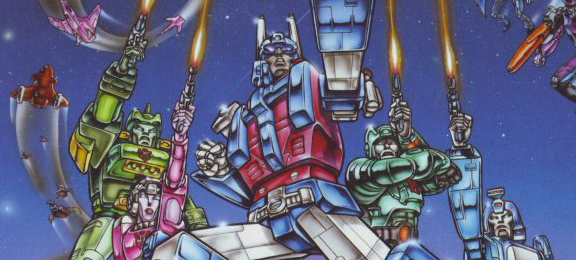 EPISODE 244- TRANSFORMERS: THE MOVIE