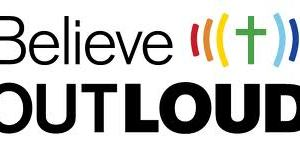 Believe Out Loud Logo