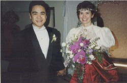 Bruce Reyes-Chow and Robin Pugh Wedding