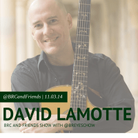 BRC and Friends with David LaMotte: Peacemaking, Parenting and the Nobel Peace Prize