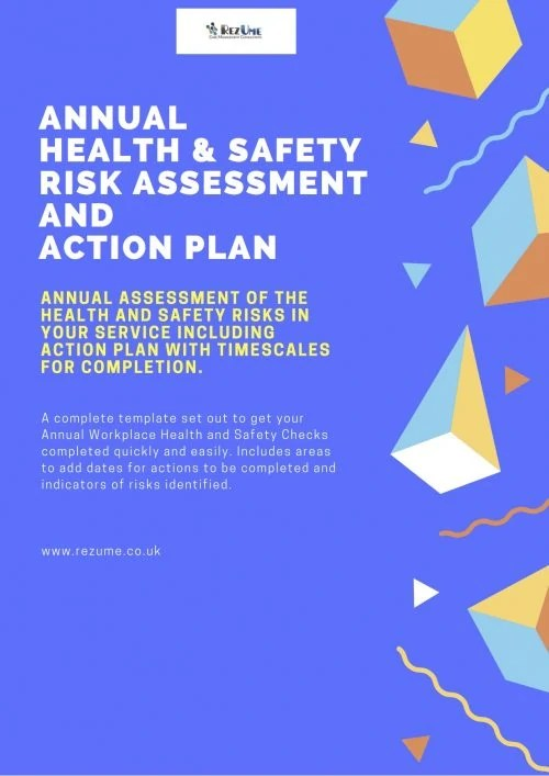 Health and Safety Risk Assessment Archives - Rezume Care Management - health safety risk assessment