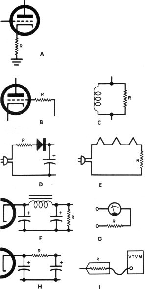 pic what is the function of the resistor in the below circuit