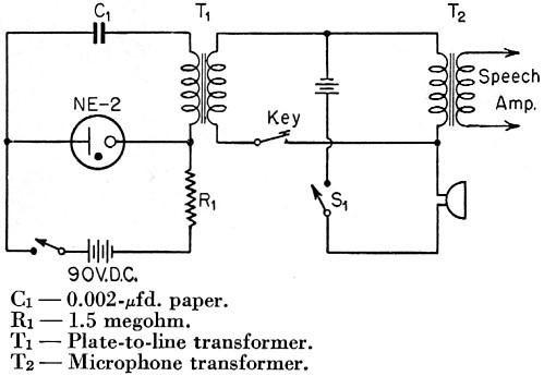 Let\u0027s Use Neon Bulbs, July 1953 QST - RF Cafe