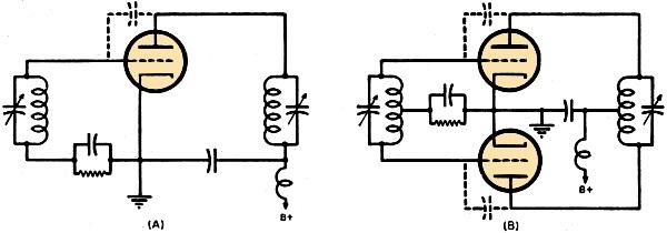 radio frequency rf oscillators circuits