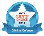 Avvo Client's Choice 2013
