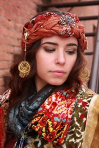 7 Regions with more than 20% Rh Negatives Ait-haddidu-berbers