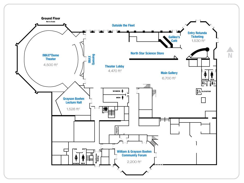 floor schematic