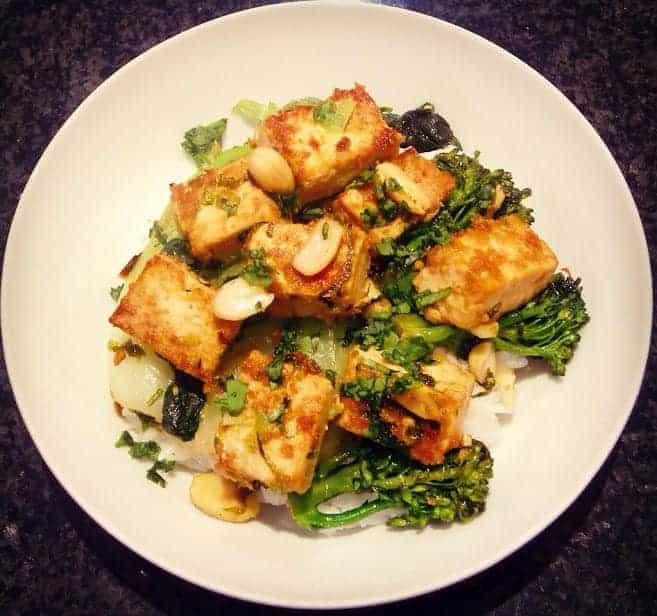 had this recipe for Peanut Tofu Stir Fry featured on Mic News in the ...