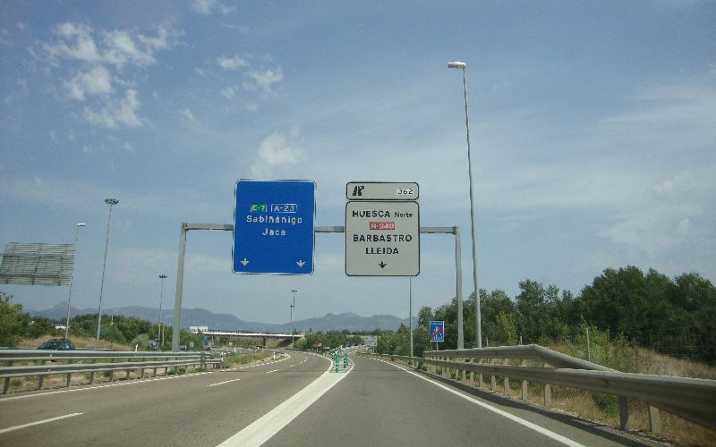 Spanish Toll Roads - A Guide to Toll Roads in Spain