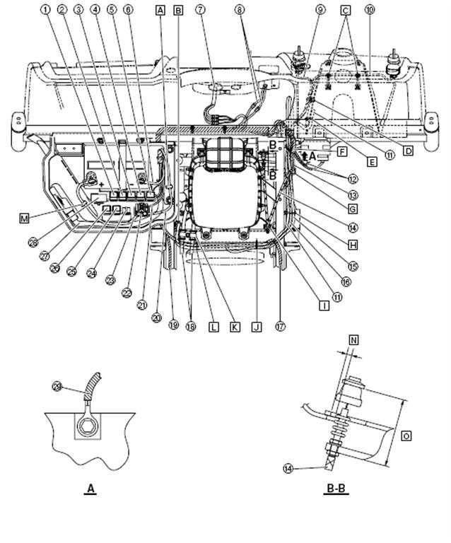 yamaha rhino 700 fuse diagram