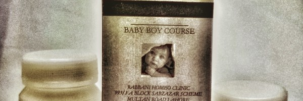 homeopathic conceive baby boy course