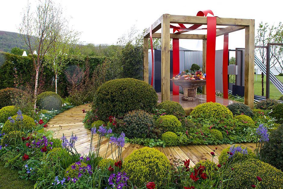 Garden Design: Garden Design With Gardening Shows Return To Tv The