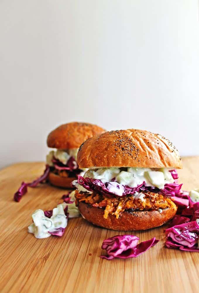 5 recept på veganska burgare - Veganguiden