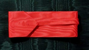 #AU037 - Royal Order of Franz Joseph - Ribbon for Commander