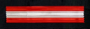 #AU066 – Austria Military Order of Maria Theresa, ribbon for Knight Cross