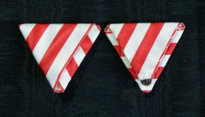 #CR054 - Order for Merit - Ribbon for III class
