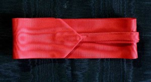 #FR021 - France, Order of the Legion of Honor Ribbon for Commanders cross type 1.