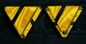 #ORAU050 - Austria Republic Military ribbon