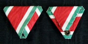 #ORHU010 - Hungary, Long service decorations for officers and NCO's