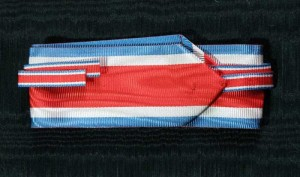 #SE022 - Commander Order of Takovo neck ribbon