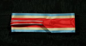#SE024 - Commander Order of Takovo neck ribbon another type