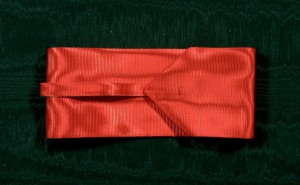 #SE030 - Grand Officer Order of Karageorgeovich with swords neck ribbon