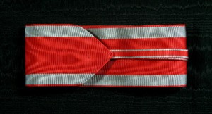 #SE036 - Grand Officer Order of the White Eagle neck ribbon