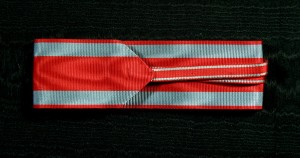 #SE037 - Commander Order of the White Eagle neck ribbon