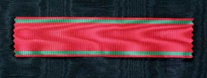 #TR041 - Turkey, Order of Medjidie - Ribbon for Officer and Knights Cross