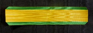 #ORFR020 - France, Ribbon for Military Medal (Medaille Militaire)