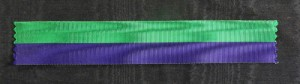 #SP013 - Spain, Order of Africa, ribbon for Knight's cross