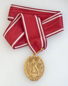 #SYU015 - Socialist Yugoslavia, Order of the National Hero