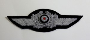 #GTR090 – Germany, Third Reich - Officers Visor Wreath and Cockade