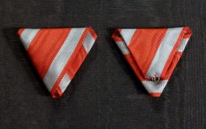 #ORSE003 – Order of the White Eagle – Ribbon for class IV and V Class