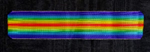 #ORINT001 - Ribbon for international WW I. Victory medals