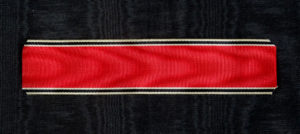 #GTR027 – Germany, Third Reich. German Eagle Order, ribbon for the order Fourth Class