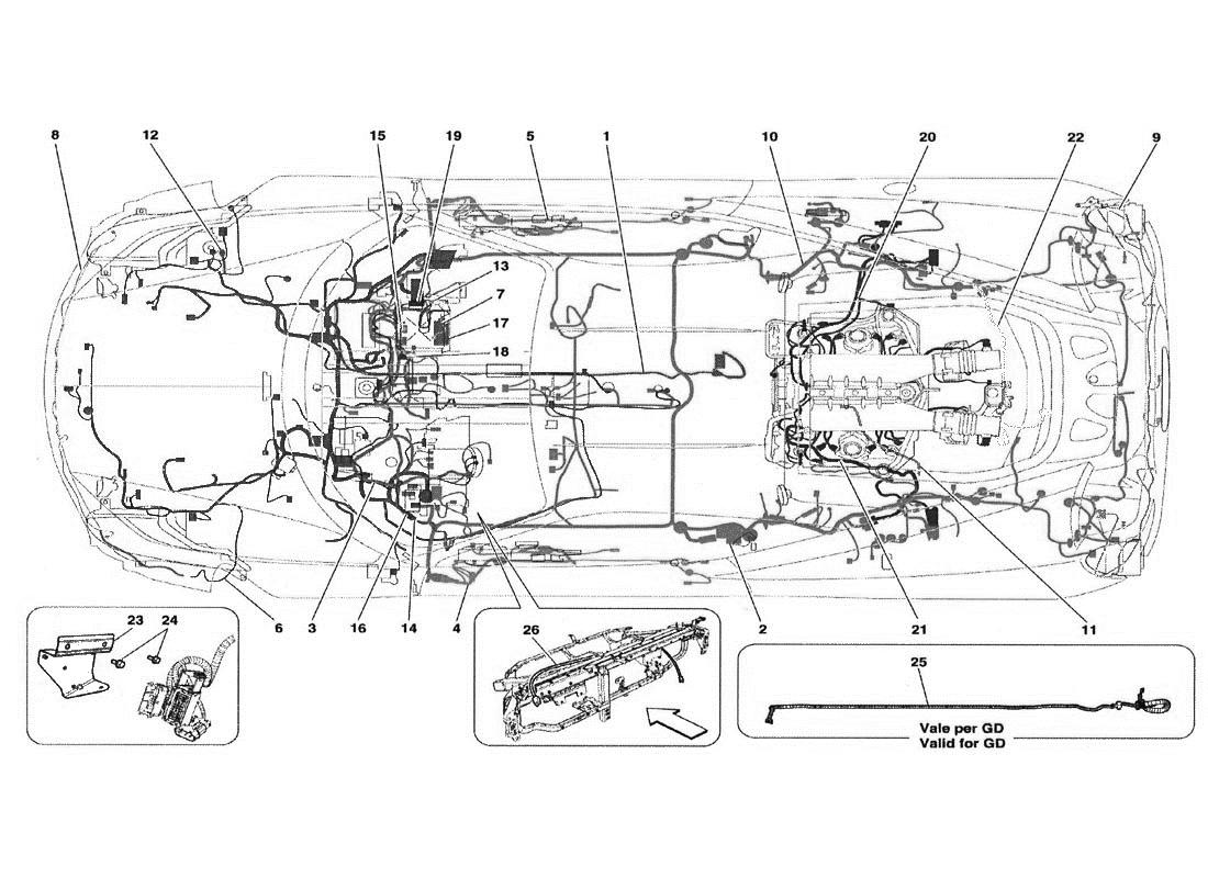 ferrari 458 wiring diagram