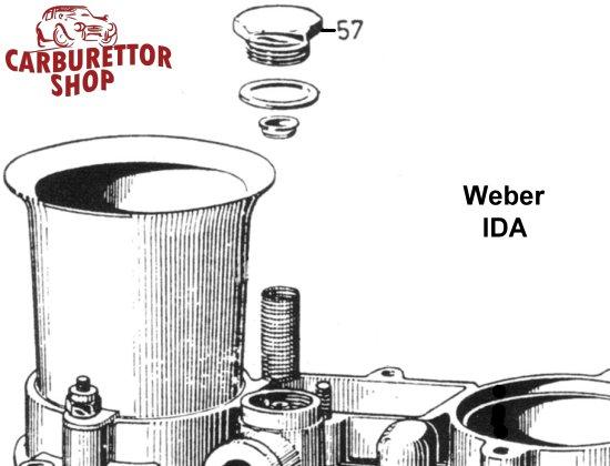 weber carb fuel filter