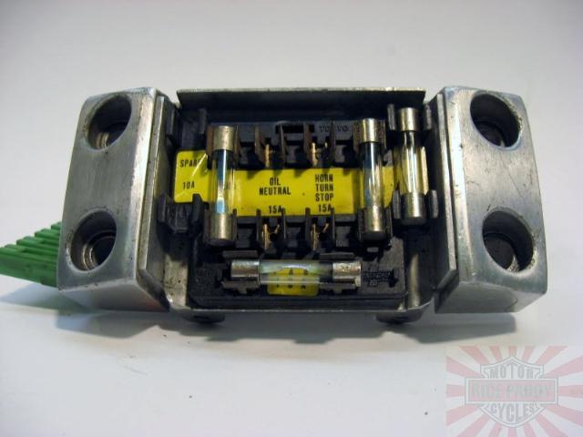 Fuse Box On Honda Shadow Wiring Diagram