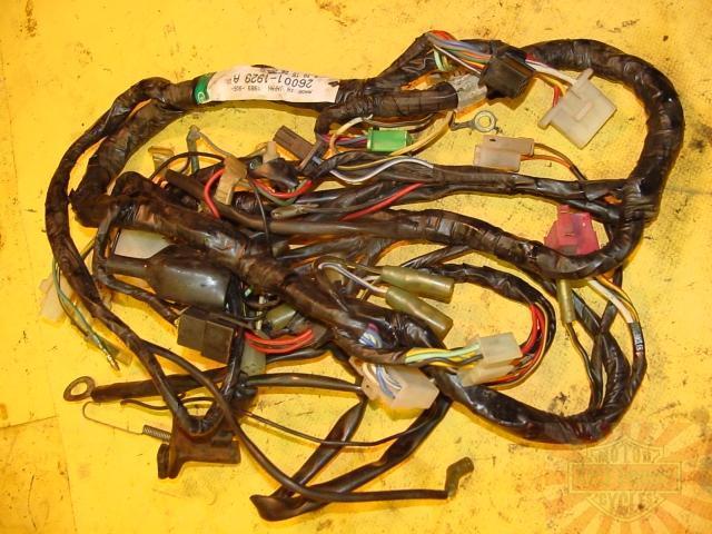 Ninja 250 Fuse Box Wiring Diagram
